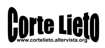 Corte Lieto Logo ESCAPE='HTML'